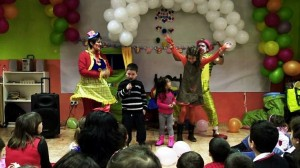 fantastic clowns for birthday parties in london
