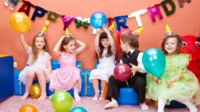 1st Year Old Birthday Party