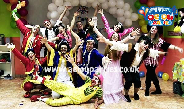 Children S Party Entertainers In London Kids Birthday