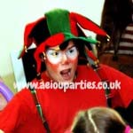 Children's events planner in London