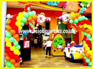 Kids Parties at Home