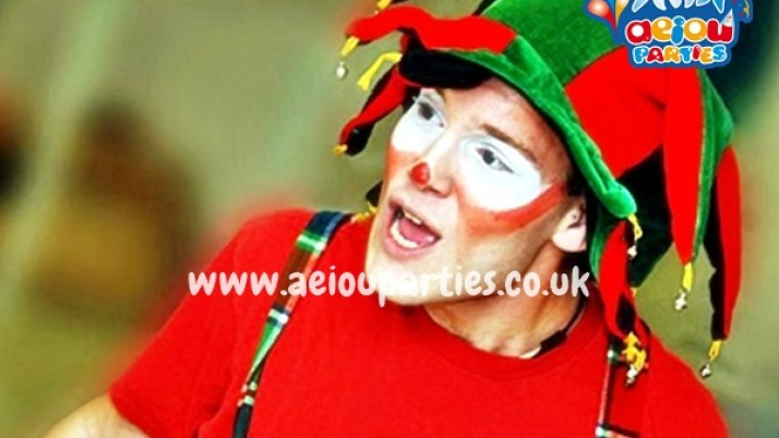 Children's Entertainers for Halloween Parties in London