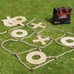 Giant Naughts and Crosses