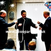 professional Magicians and illusionists for kids in London