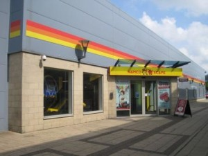 Kids birthday party venues in London namco funscape